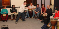 Corporate Team Building - Rhythm Revolution in Chicago Illinois